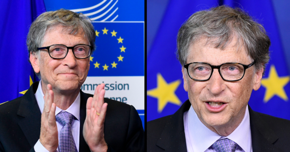 Bill Gates Is Happier at 63 Than at 25 Because He Does 4 Simple Things
