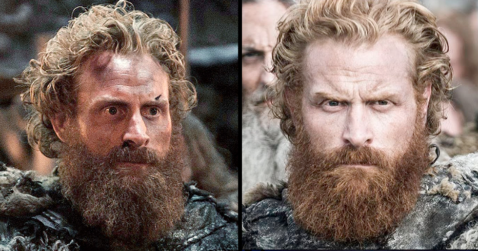 Tormund from 'Game Of Thrones' Looks Completely Different Without His Beard