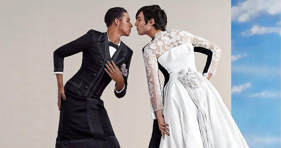Vogue Unveils Met Gala Theme With Stunning Photos of Keiynan Lonsdale and Ezra Miller