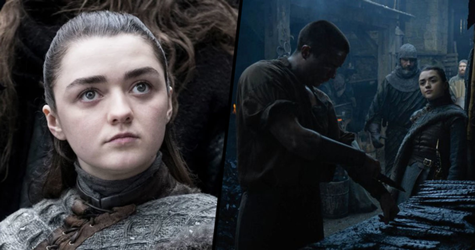 Arya Stark's Scene on Latest 'Game of Thrones' Episode Massively Divides Viewers