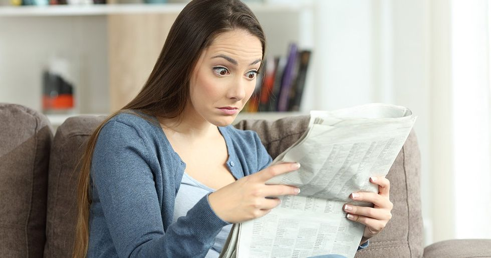 This Man's Sexist Newspaper Advice Got Totally Torn Apart by Women