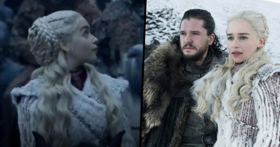 There Was a Huge Mistake in the First Episode of 'Game of Thrones' Season 8
