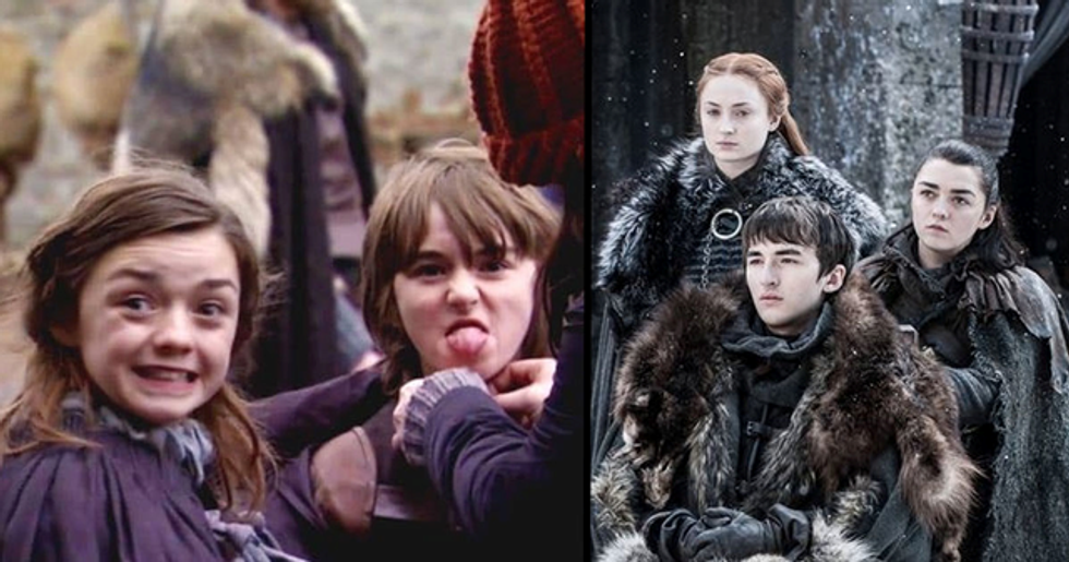 What the Cast of 'Game of Thrones' Looked Like When It Started