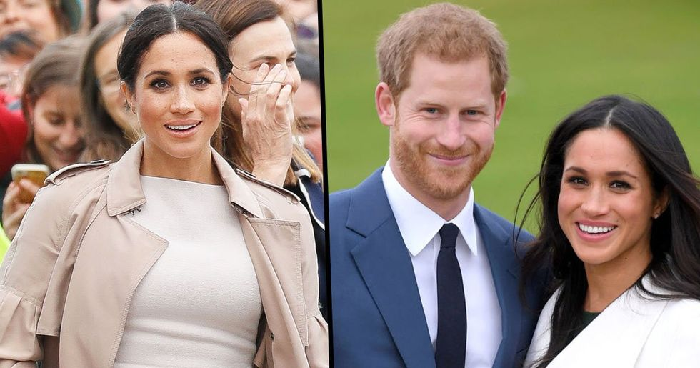 Meghan Markle Has Given Birth to a Baby Boy