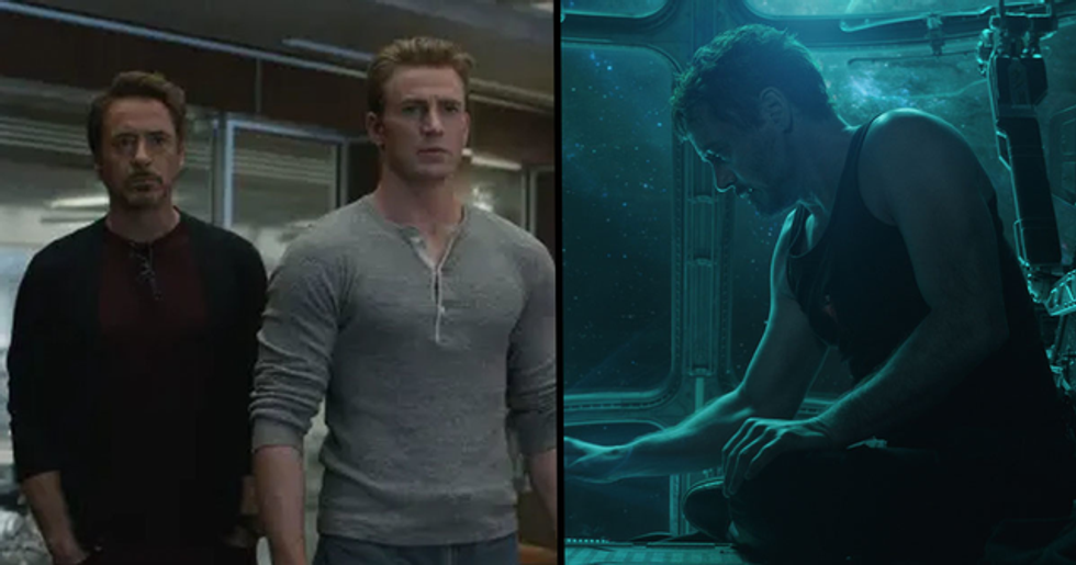 The Teen at the End of 'Avengers: Endgame' Is Actually Really Important