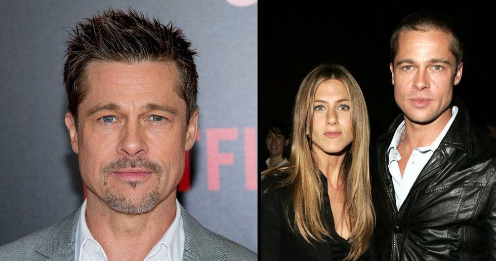 Brad Pitt 'Gave Jennifer Aniston an $80 Million Gift for Her 50th Birthday'