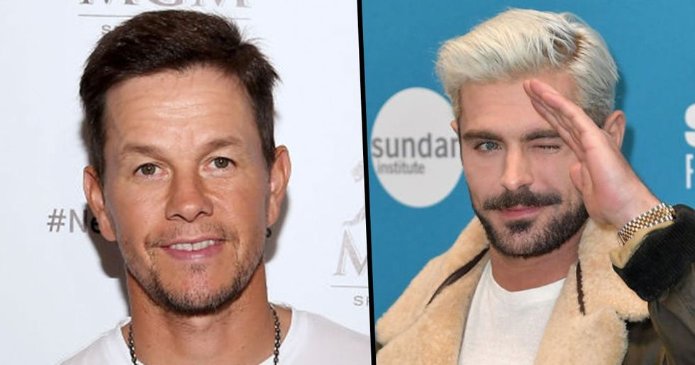 Mark Wahlberg Joins Zac Efron in Cast for New Scooby-Doo Film
