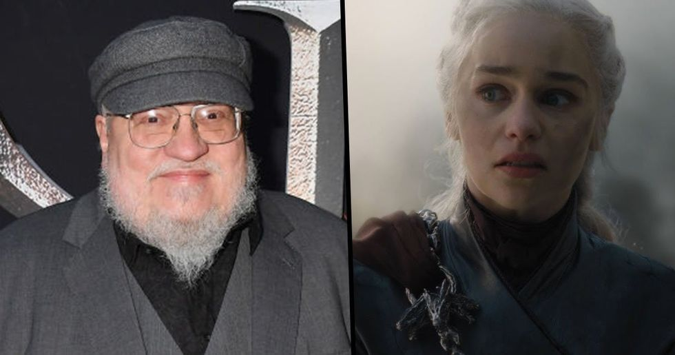 George R.R. Martin Is Not Happy With What the Show Runners Have Done to 'Game of Thrones'