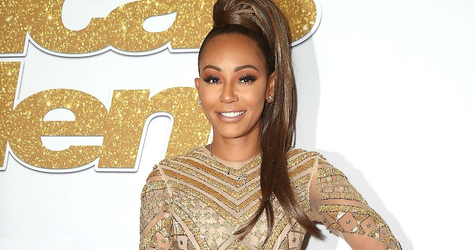 Spice Girls Member Mel B Recovering From Herpes Infection That Rendered Her Blind
