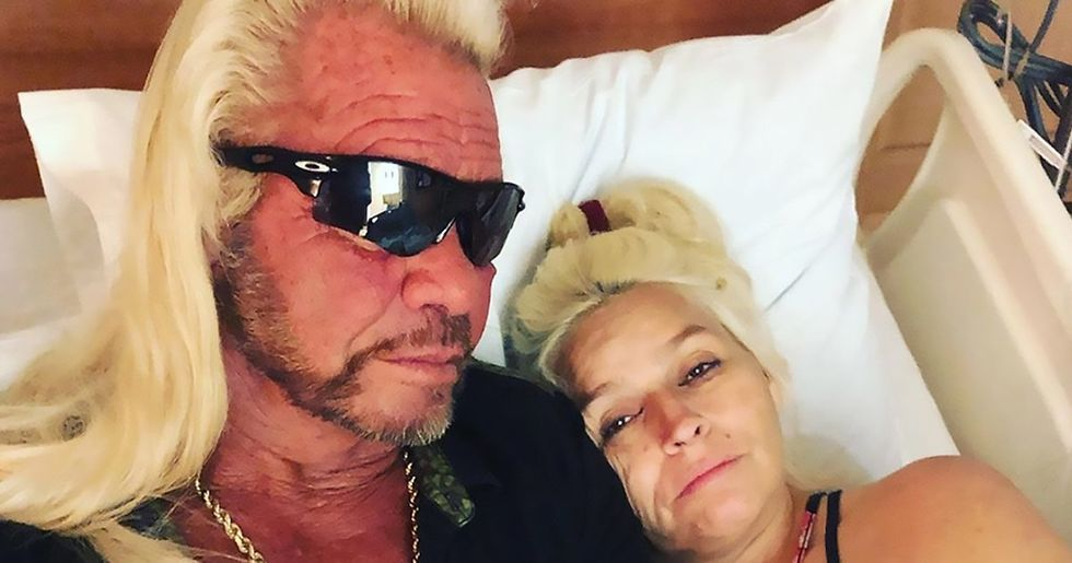 Dog the Bounty Hunter's Wife, Beth Chapman, Quits Chemo in Favor of Prayer