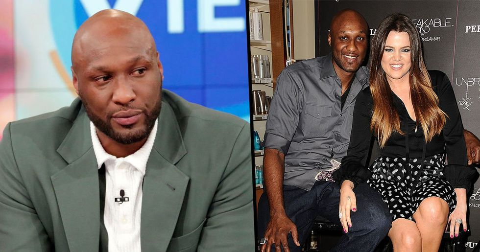 Lamar Odom Dropped 9 Tell-All Shockers That Reveal Everything