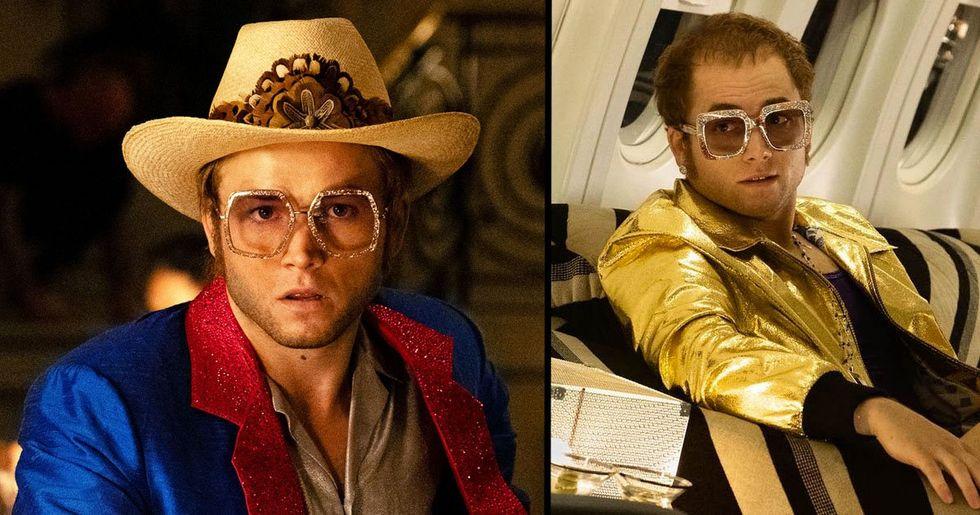 Everything 'Rocketman' Got Wrong About Elton John's Life