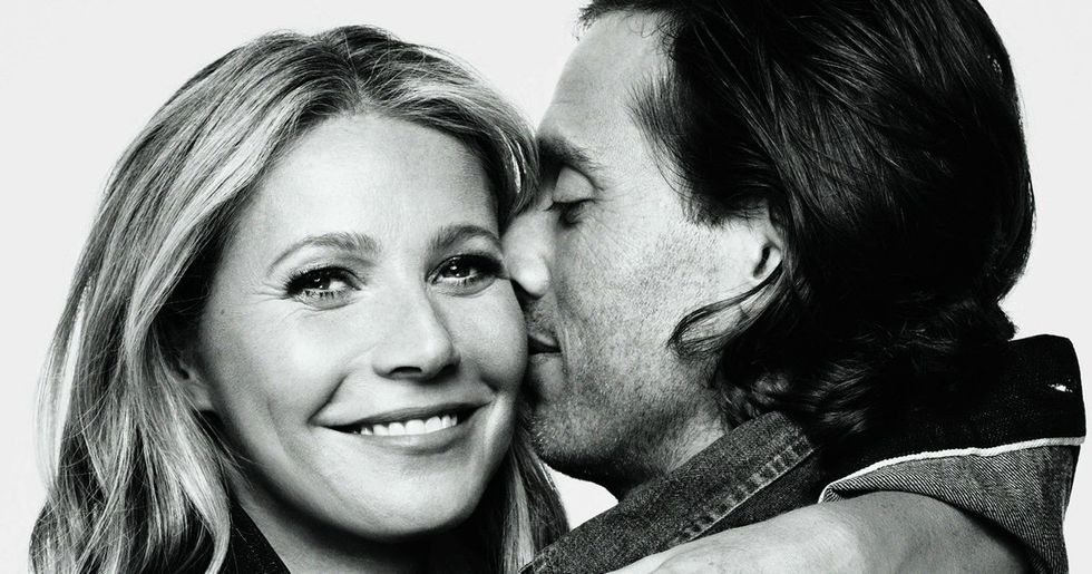 Gwyneth Paltrow and Her Husband Choose Not to Live Together to Keep Marriage 'Fresh'