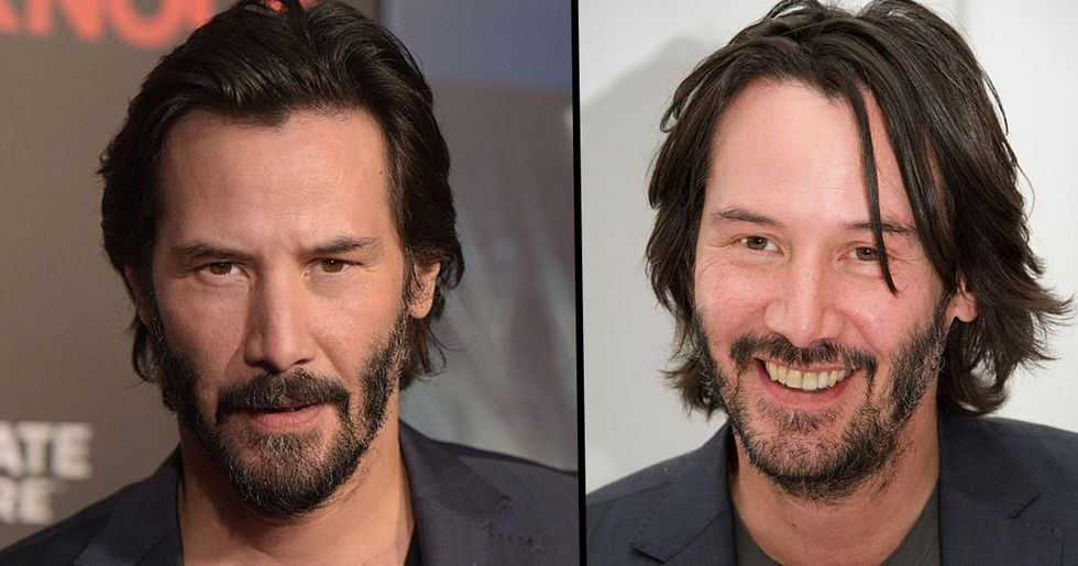 Keanu Reeves' Response to the Internet's Obsession With Him Is so Wholesome