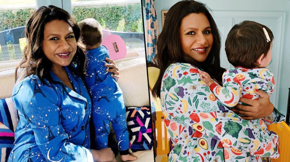Mindy Kaling Explains Her Reasoning for Keeping Her Daughter's Paternity a Secret