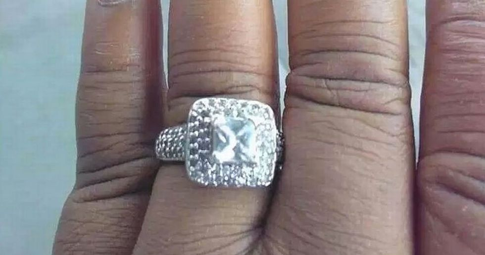 Bride-To-Be Shares Photo of Engagement Ring but People Are Distracted by Nails