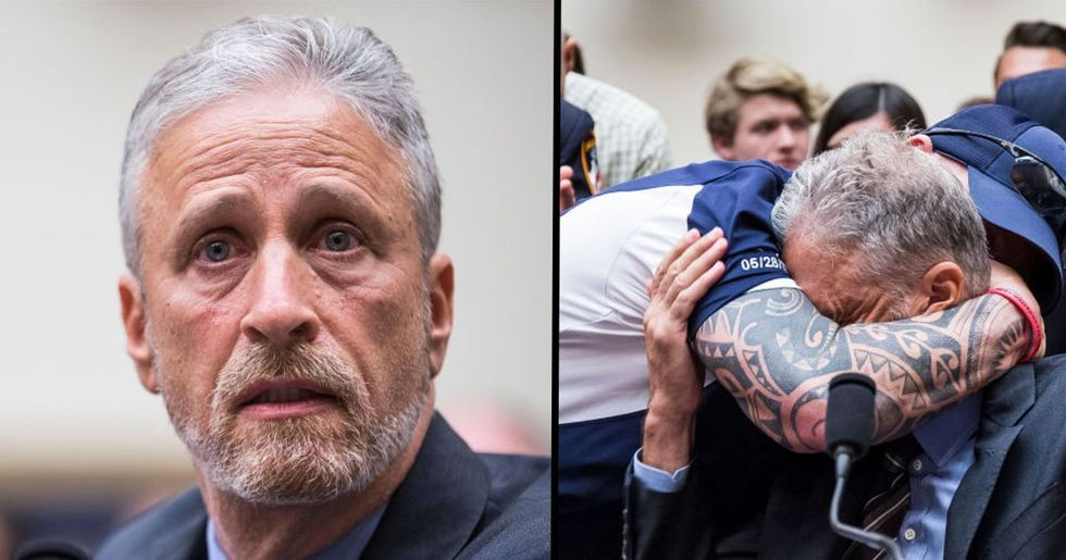 Congress Finally Votes to Replenish 9/11 Victim Fund After Passionate Jon Stewart Speech