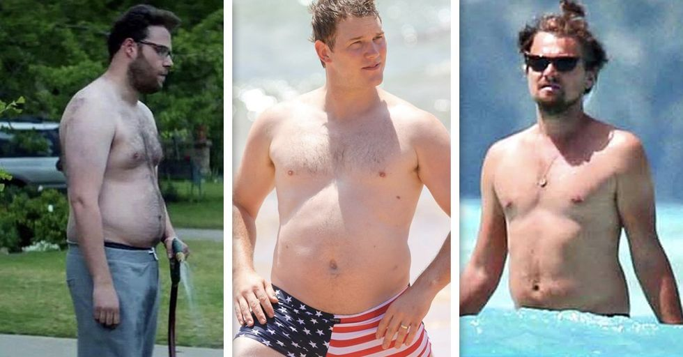 Dad Bods Even More Desirable Than Six Packs, Says New Survey