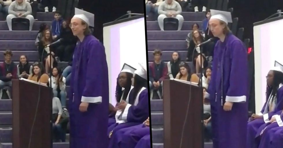 Graduate Calls out His School's Alleged Sexual Assault, Bullying and Neglect