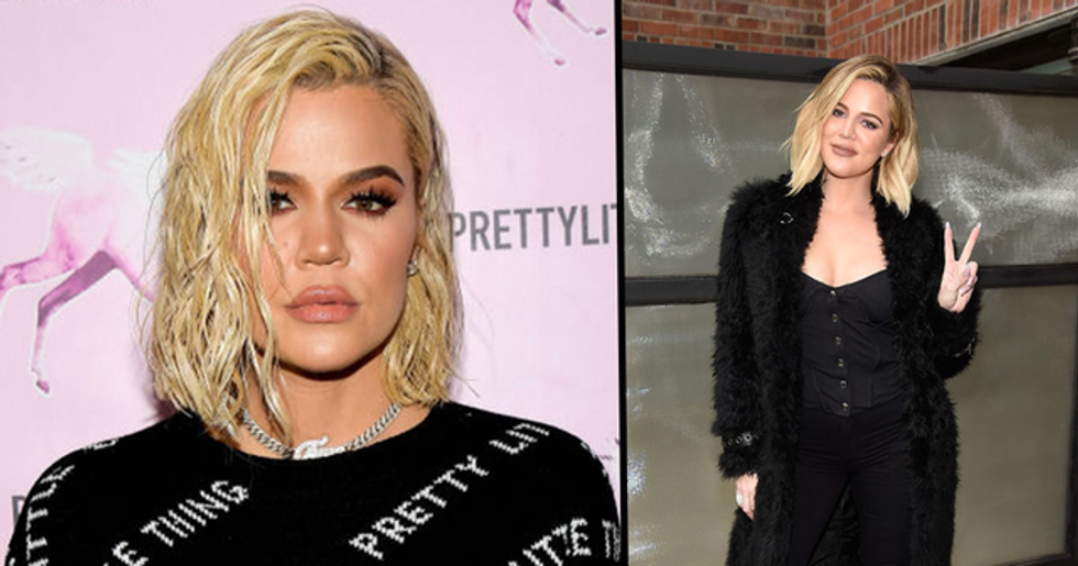 Khloe Kardashian Looks Completely Different in Selfie After Nose Job Speculation