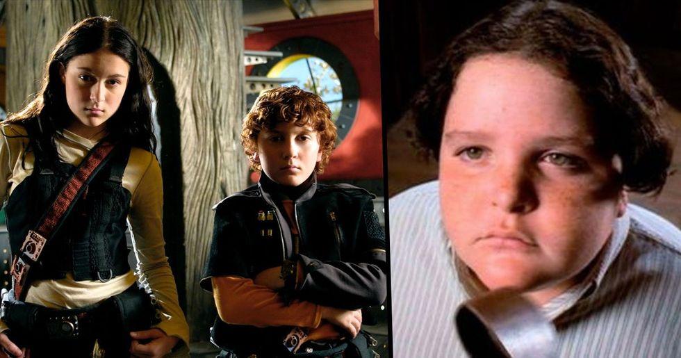 Child Stars - Then & Now