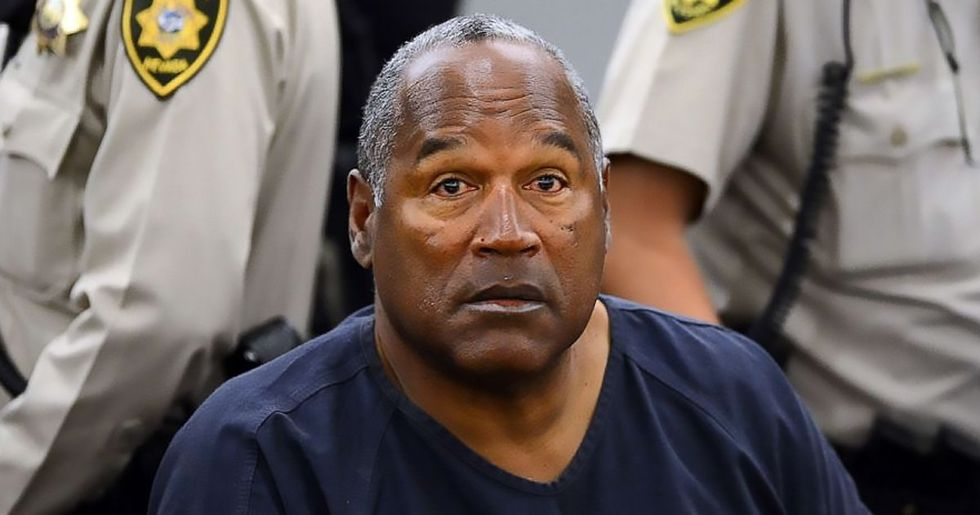 O.J. Simpson's Newest Threats Could Send Him Back to Jail