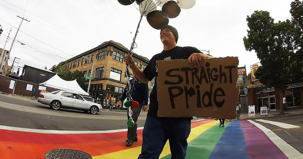 Boston's 'Straight Pride Parade' Causing Huge Uproar of Anger