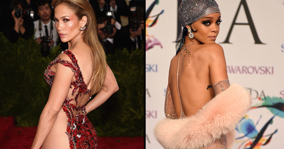 The 60 Most Daring Dresses Celebrities Have Ever Worn