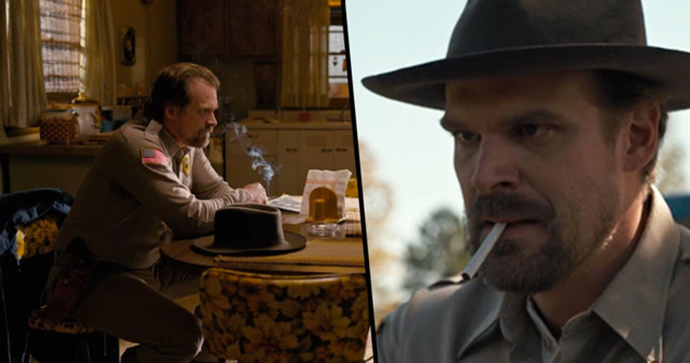 Netflix Adopts New Smoking Policy in Response to 'Stranger Things' Backlash