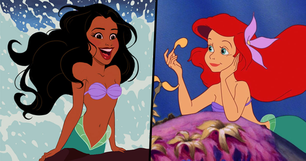 Racists Are Trying and Failing to Use 'Science' to Prove Mermaids Can't Be Black