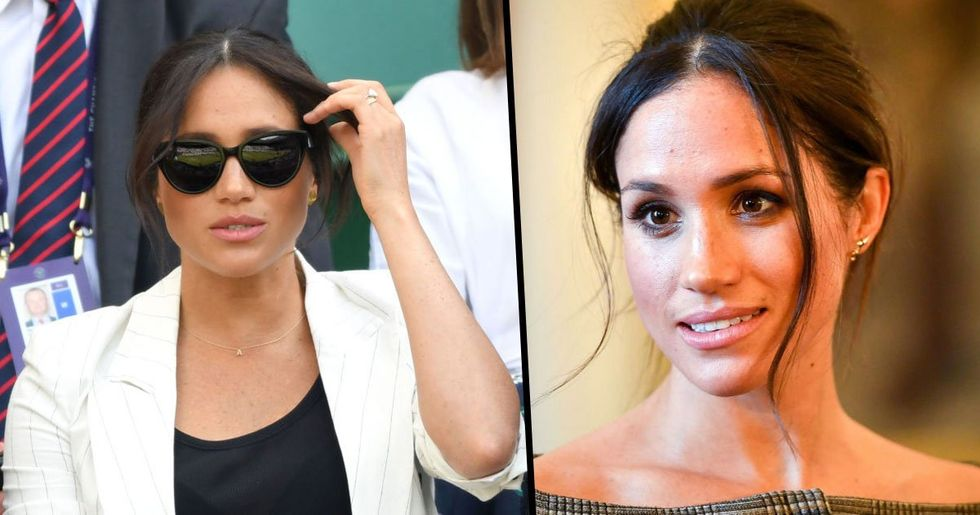 Meghan Markle May Have Revealed a Huge Royal Secret During Her Surprise Visit to Wimbledon