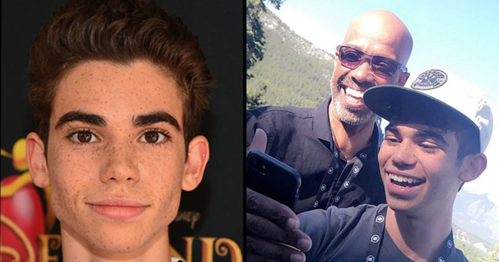 Cameron Boyce's Father Opens up About Son's Sudden Death