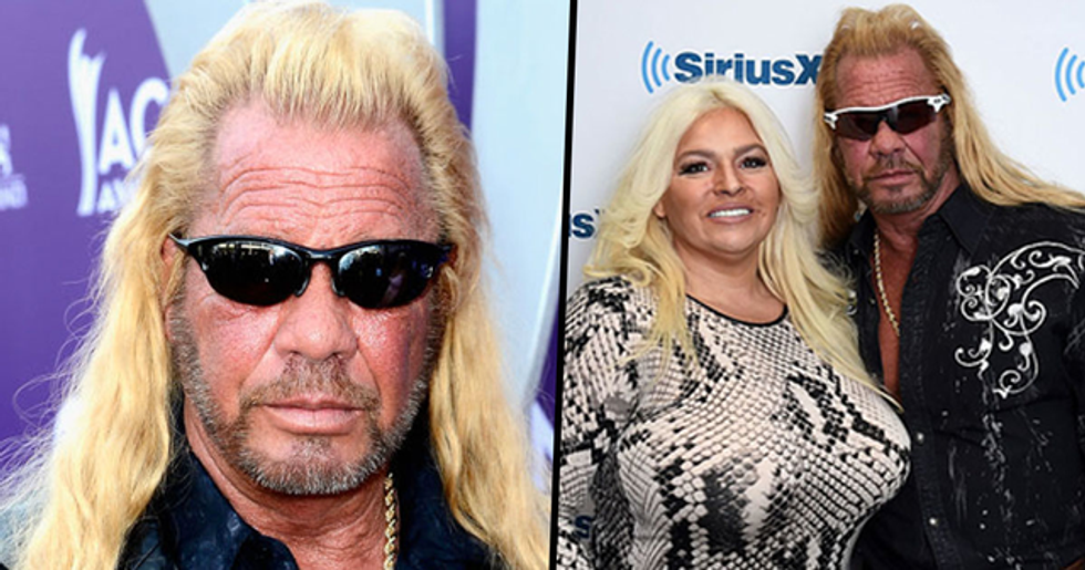 Dog the Bounty Hunter Has Lost 17 Pounds in 2 Weeks Since Beth Chapman's Death