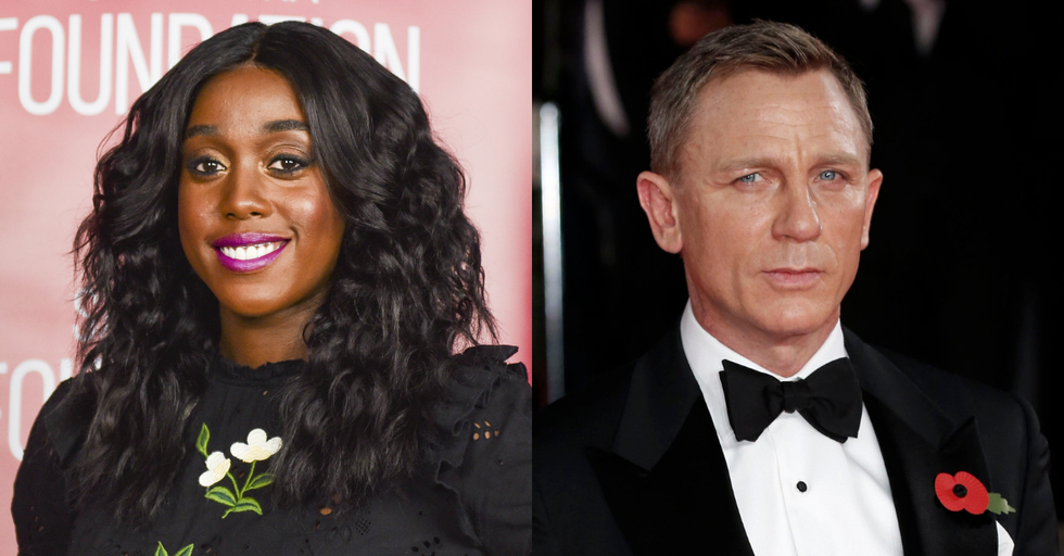 Lashana Lynch Will Replace Daniel Craig as the Next 007 in 'Bond 25'