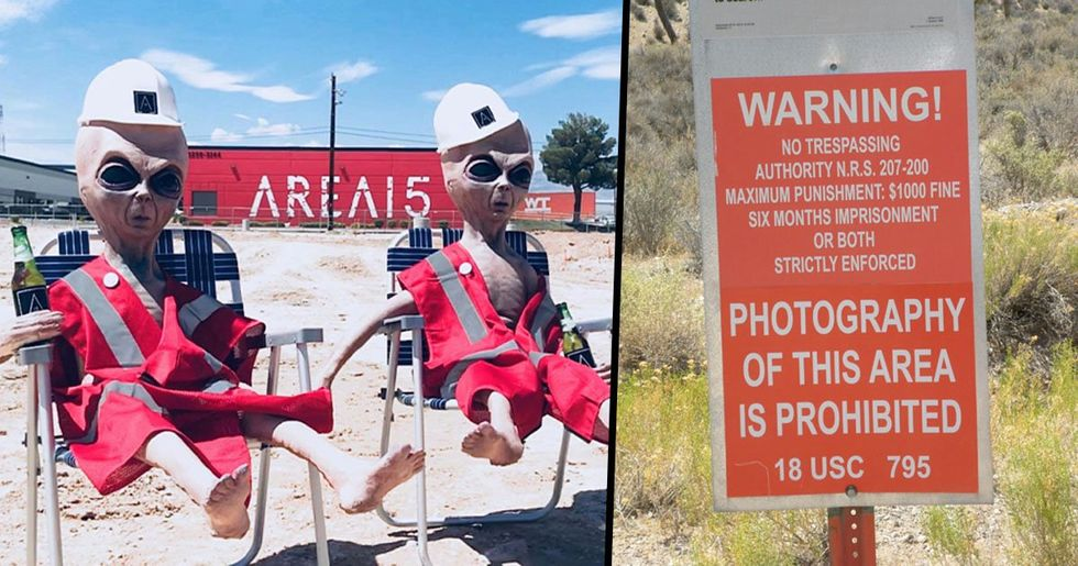 Area 51 Raid Will be Live-Streamed so Everyone Can See What Goes Down