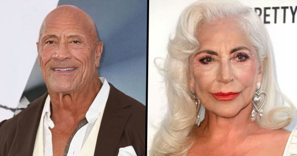 The Best Pictures of Celebrities Making Themselves Old Using the Age Filter on Faceapp
