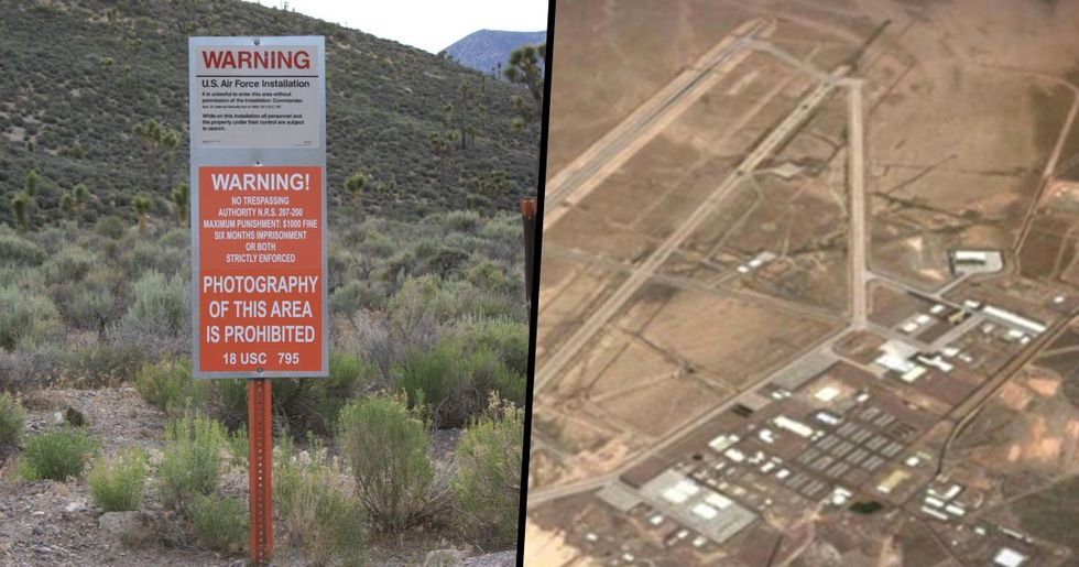 A Man Was Shot Dead Trying to Storm Area 51 Earlier This Year