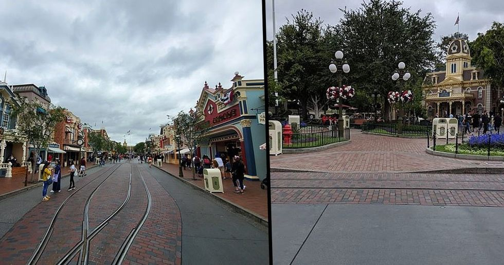 Disneyland Visitors Call Park a Ghost Town