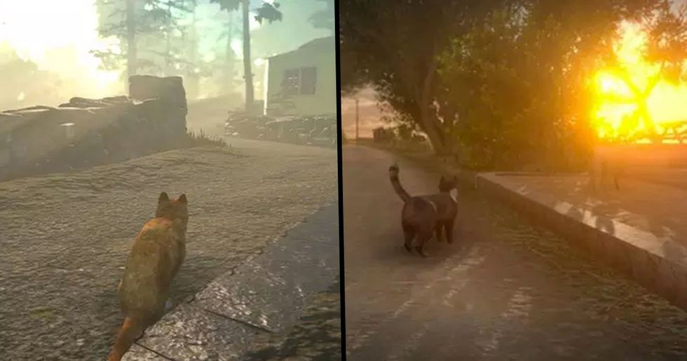 Open World Game Lets You Solve Mysteries as a Gang of Cats