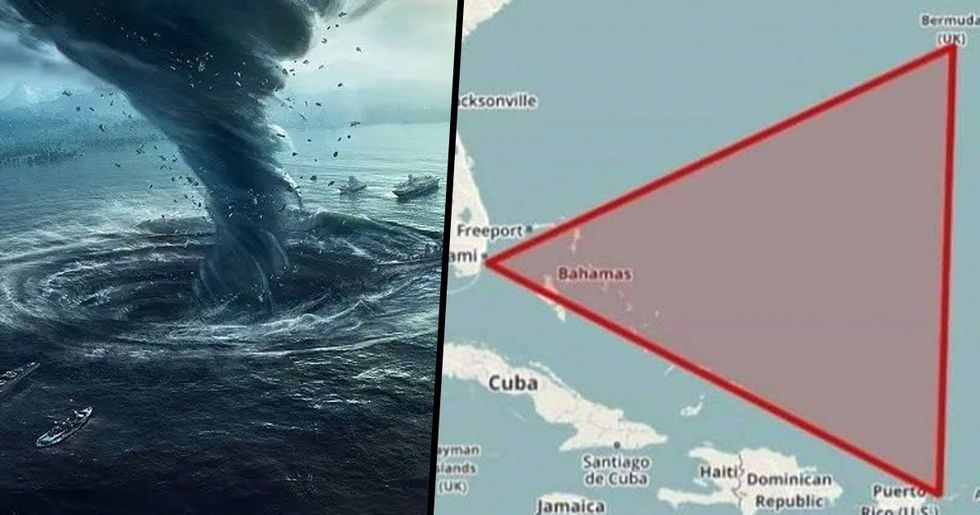People Now Want to Storm the Bermuda Triangle Because It 'Can't Swallow All of Us'