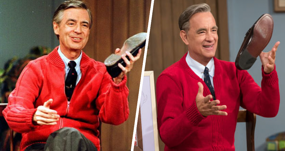 Tom Hanks Looks Perfect as Mister Rogers in New Trailer for 'A Beautiful Day in the Neighborhood'