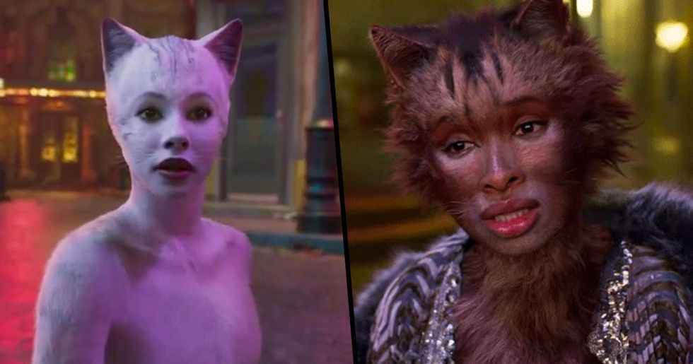 Everyone Said the Same Thing About the New 'Cats' Movie Trailer