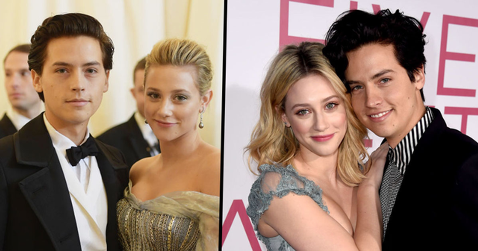 Lili Reinhart and Cole Sprouse Troll Everyone About Their Breakup With Instagram Posts
