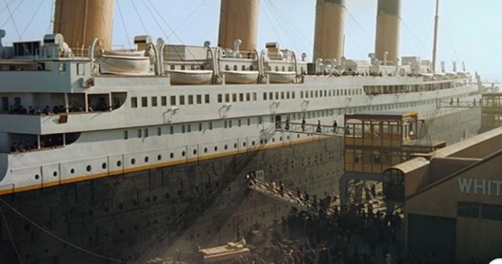 New 'Titanic' Sets Sail in 2022 and Will Pass Through Original Crash Site