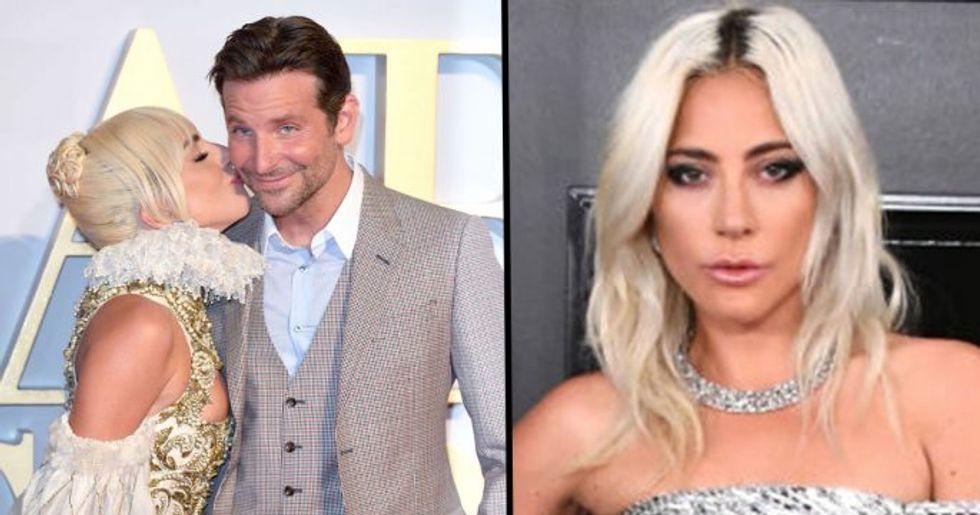 Lady Gaga Seen Kissing a New Man, and We're Heartbroken it Wasn't Bradley Cooper