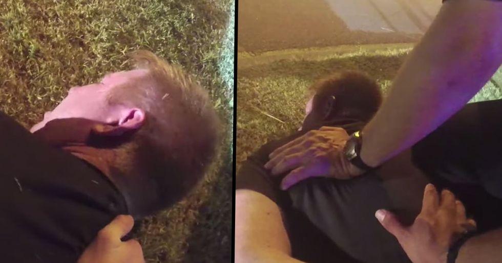 Shocking Bodycam Footage Shows Police Mocking Man Before He Dies