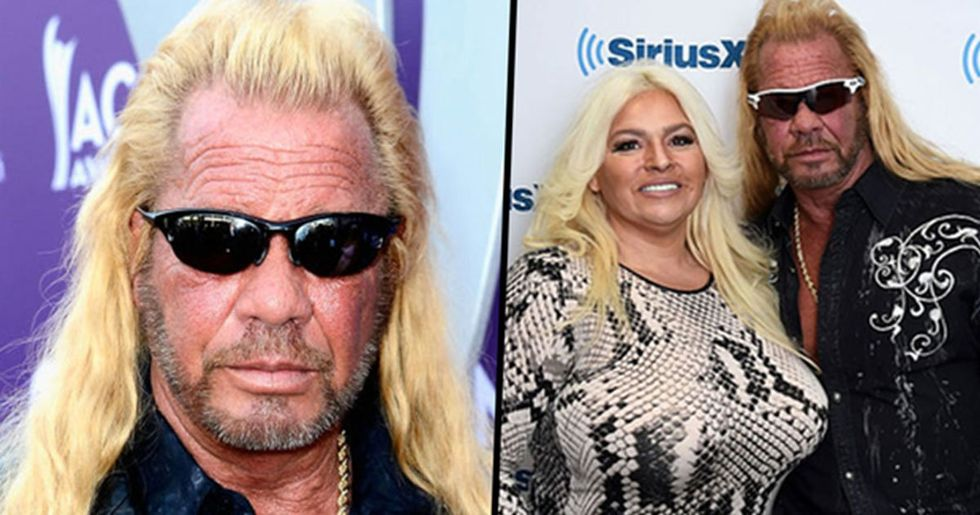 Dog the Bounty Hunter Responds to Theft of Beth's Personal Items