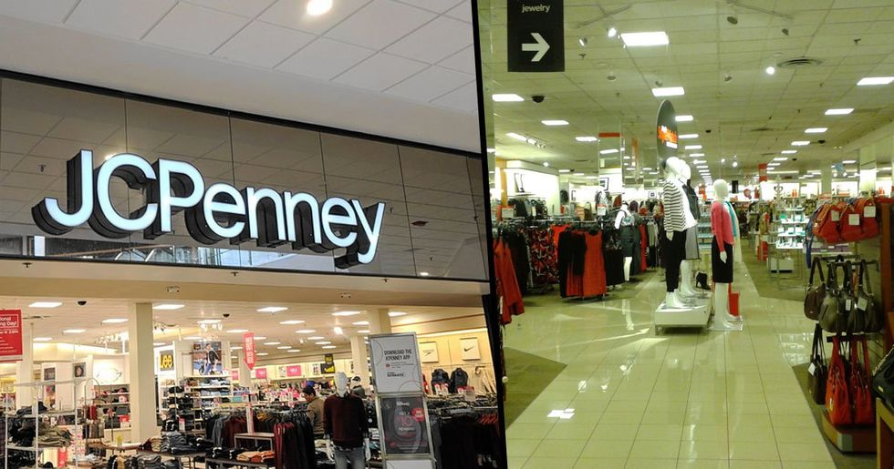 These Are All the JCPenney Stores That Are Closing This Summer