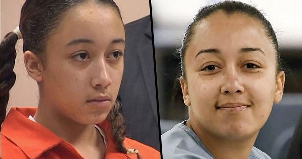 Cyntoia Brown Has Been Released from Prison