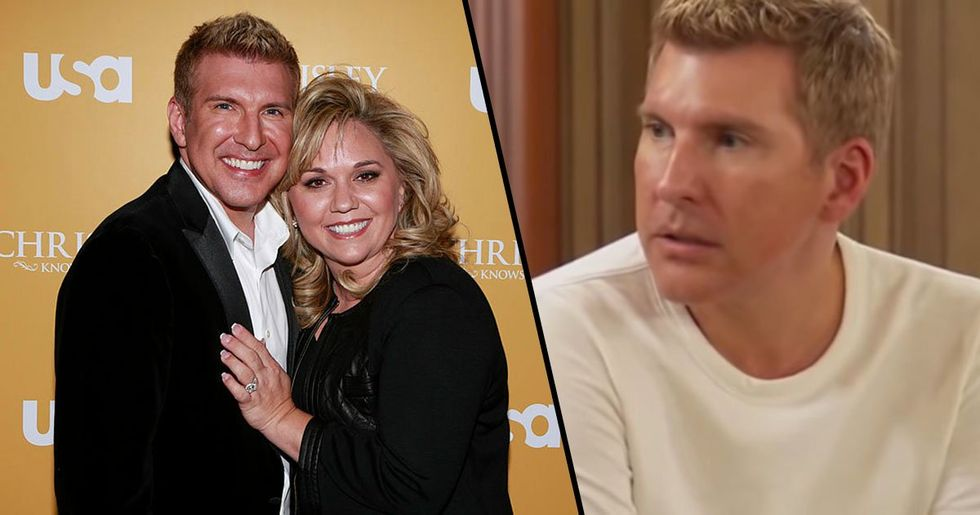 Todd and Julie Chrisley Hand Themselves in to FBI